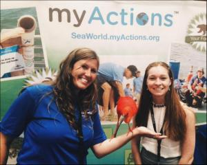 Every Action Makes a Difference on myActions! - Guest Blog by Bevyn Cassidy
